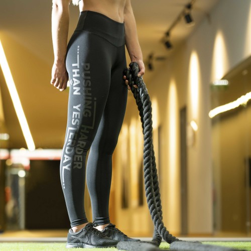 Power Up Leggings - Pushing Harder