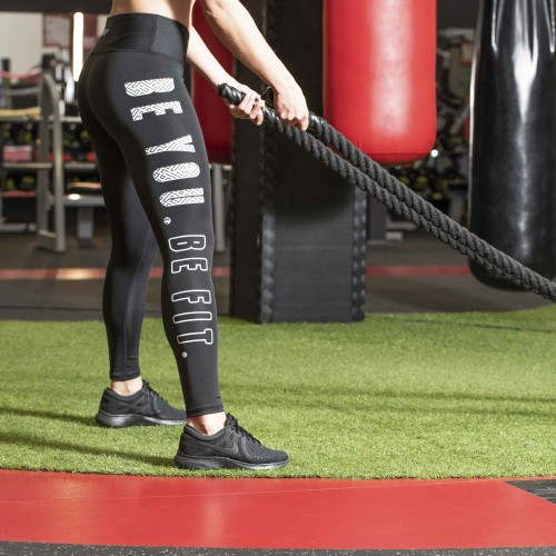 Power UP Leggings - Be You Be Fit