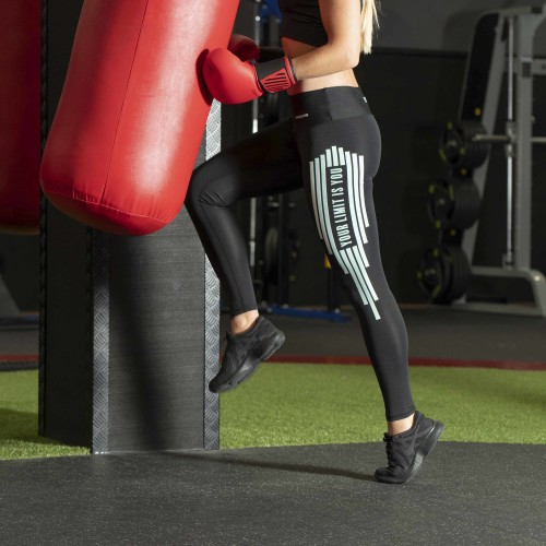 Power Up Leggings - Your limit is You