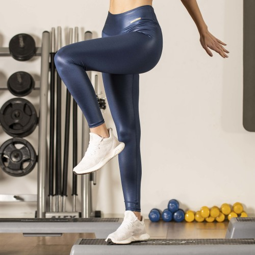 X-Sense Leggings - Sharp Ocean II