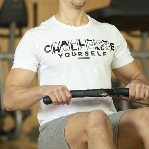 T-Shirt Core - Challenge Yourself