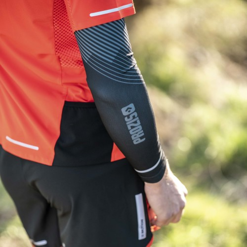 X-Motion Arm Warmers - Grey