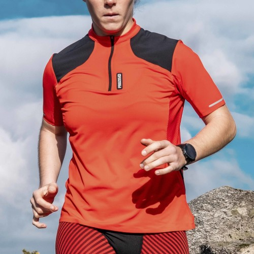 X-Motion Trail Jersey - Eagle W Red