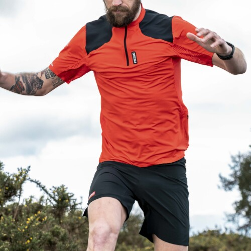 X-Motion Trail Jersey - Eagle M Red