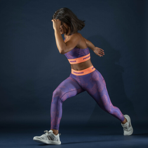 X-Spirit Inner Leggings - Purple