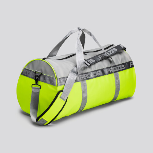 Athletic Duffle - Neon Green