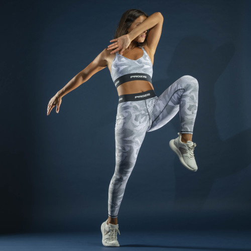 X-Spirit Mute Leggings - Grey