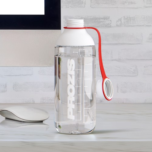 Fusion Shaker Bottle Cristal - White