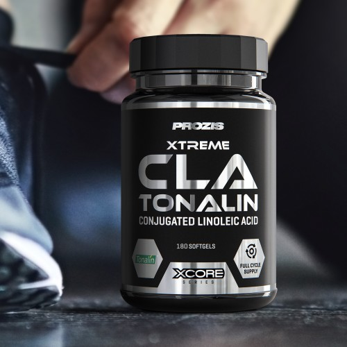 Xtreme CLA Tonalin 180 softgels