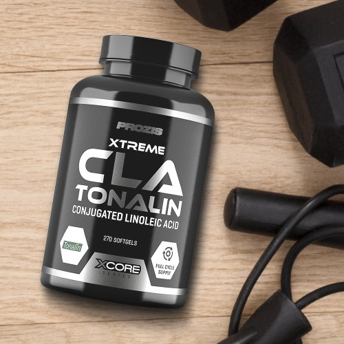 Xtreme CLA Tonalin 270 softgels