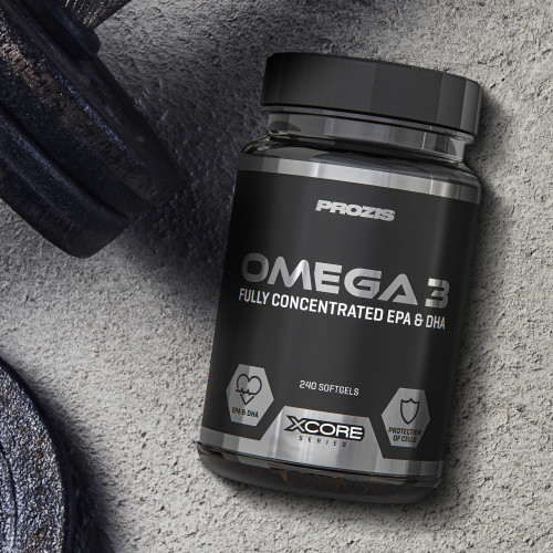 Omega 3 - 1000 - 240 softgels