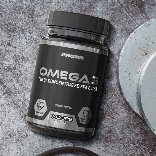 Omega 3 - 1000 - 480 softgels