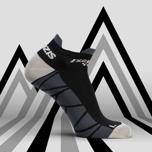 B-Active Ankle Socks - Sparks Jet