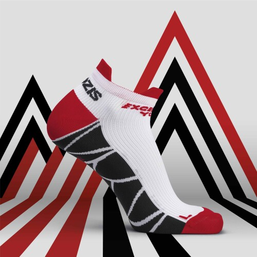 B-Active Ankle Socks - Sparks Molten