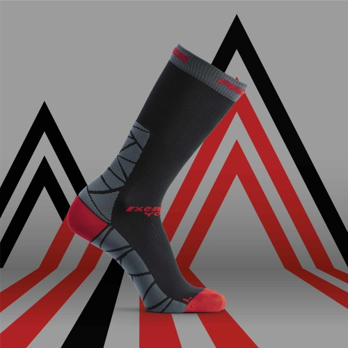 B-Active Mid Calf Socks - Sparks Racing