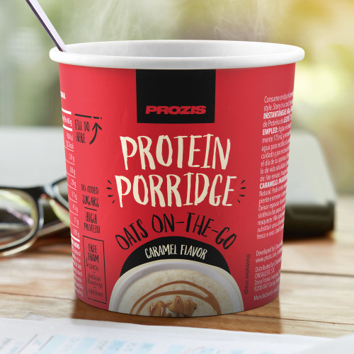 Oats-on-the-go Porridge Proteico 60 g