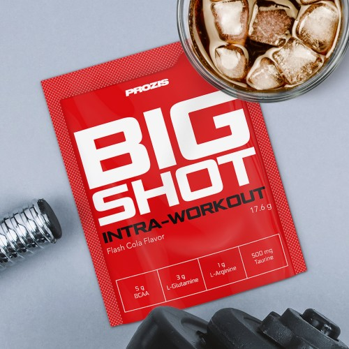 Sachet Big Shot - Intra-Workout 1 serving