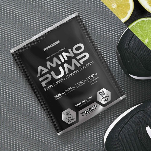 Sachet Amino PUMP 1 serving
