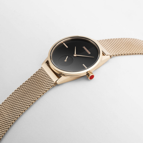 Montre  - Split-Second Small Rose Gold