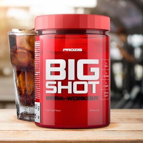 Big Shot - Intra-Workout 20 servings