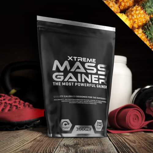Xtreme Mass Gainer SS 2722g