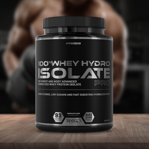 100% Whey Hydro Isolate PRO SS 4000 g