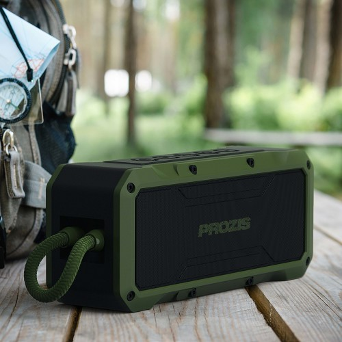Typhoon - Portable Wireless Speaker - Green