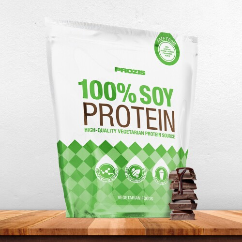 100% Soy Protein 900 g