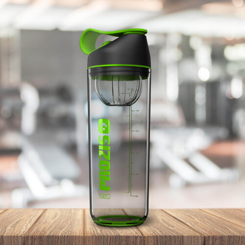 Prozis Neo Mixer Bottle 2.0 - Crystal Electric Lime
