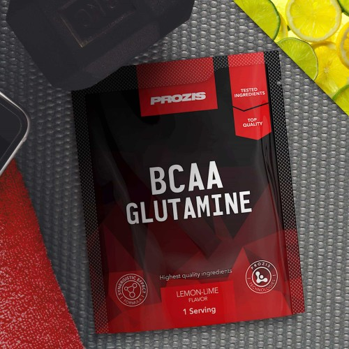 Sachet BCAA + Glutamine 1 serving