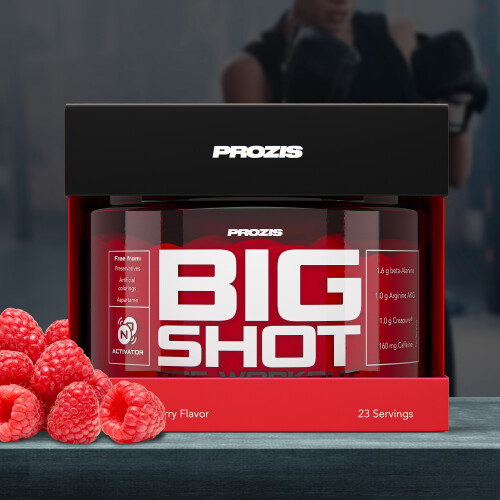 Big Shot - Pre-Workout 23 servings
