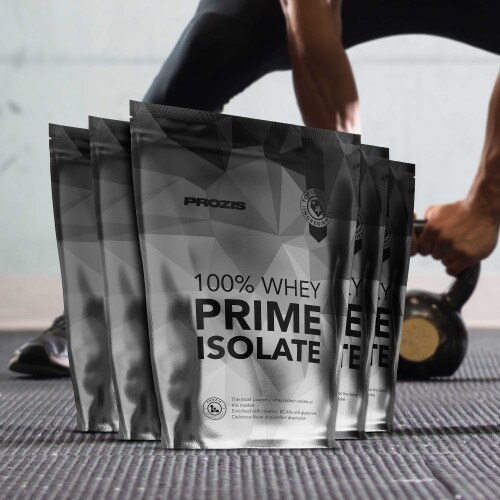 100% Whey Prime Isolate 2000 g Tasting Pack