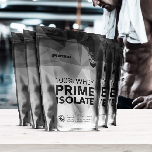 5 x 100% Whey Prime Isolate 400 g