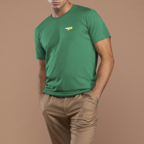 T-Shirt Wild Thing - Winged Green