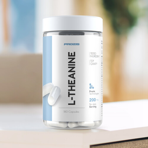 L-Theanine 200mg 180 capsules