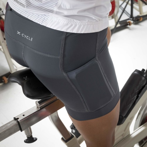 X-Cycle Spinning Short - Pro W Dark Grey