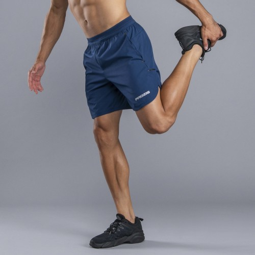Running Shorts - Mustang Dark Blue