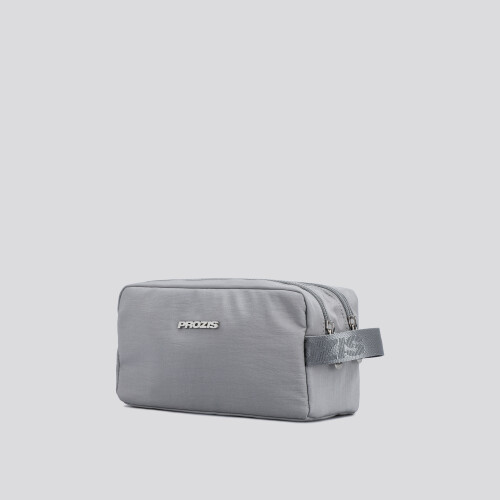 Beauty case  - Split Light Grey