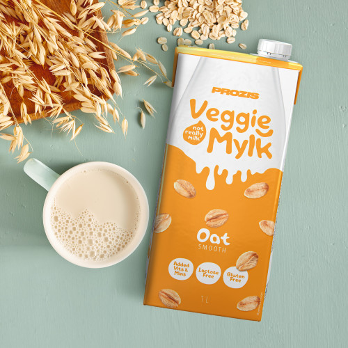 Veggie Mylk - Hafer-Drink 1 L