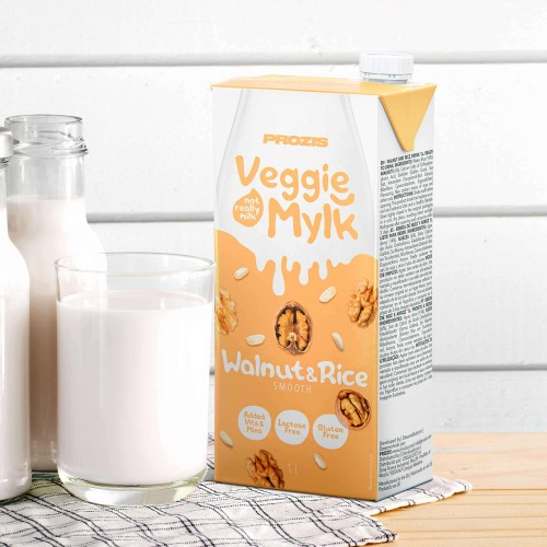 Veggie Mylk - Walnut & Rice Drink 1 L
