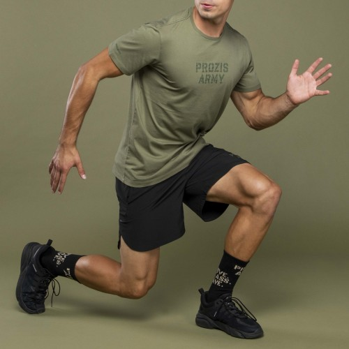 Army Unstoppable T-Shirt - Khaki