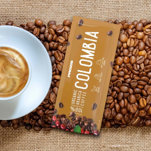 100% Organic Arabica Coffee - Colombia 12 g