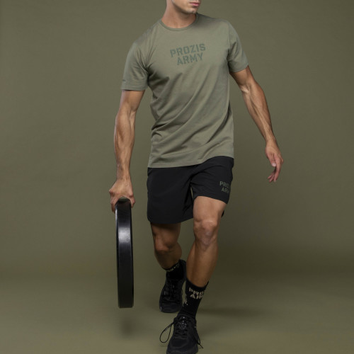 Army T-Shirt - Kick Ass Khaki