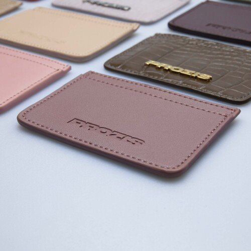 Cardholder - Dusty Rose