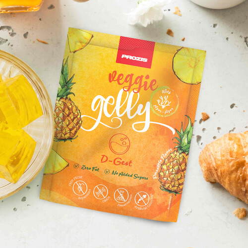 Veggie Gelly - D-Gest 15 g Pineapple