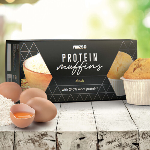 2 x Protein Muffins - Classic 60 g