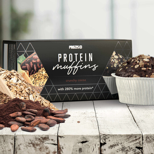 2 x Protein Muffins - Cocoa Crunchy  60 g