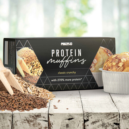 2 x Protein Muffins - Classic Crunchy 60 g