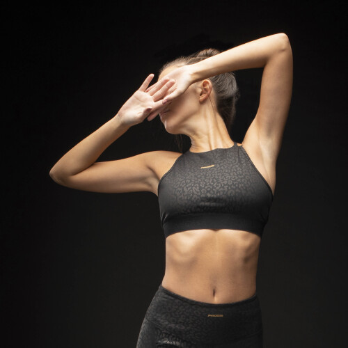 X-Sense Sports Bra - Kaniwa Black
