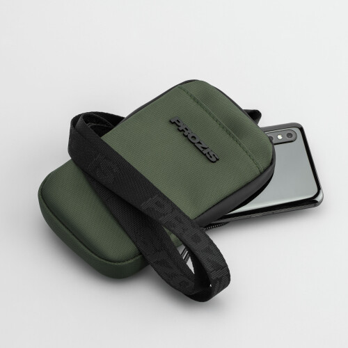 Phone Holder - Kangaroo Olive